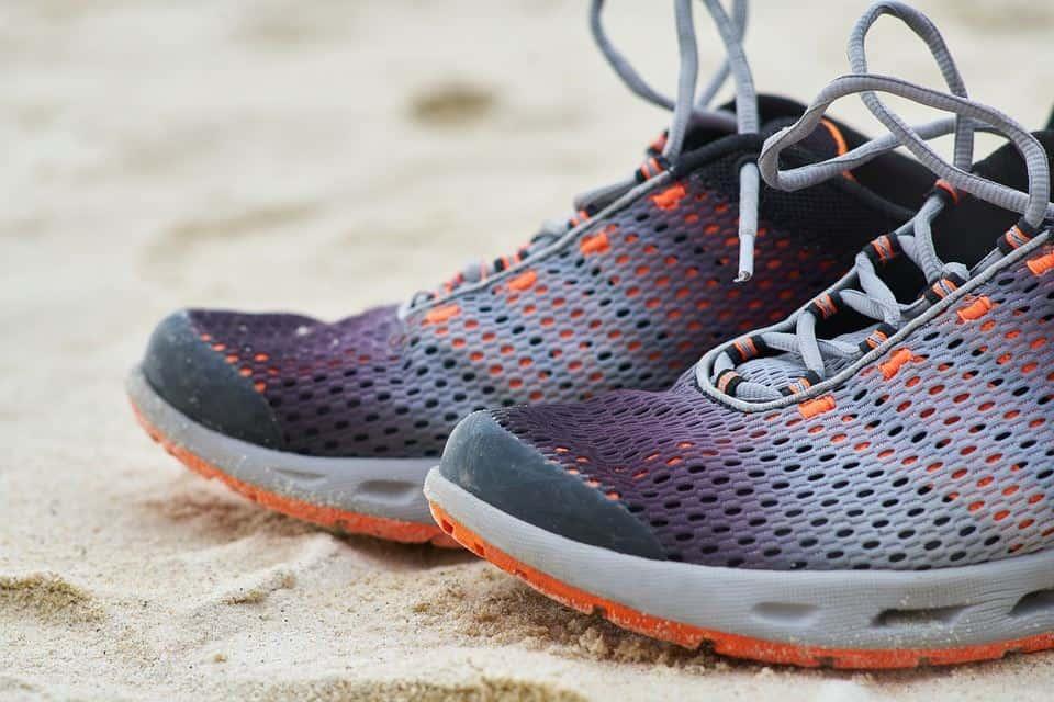 zapatillas deportivas viajes